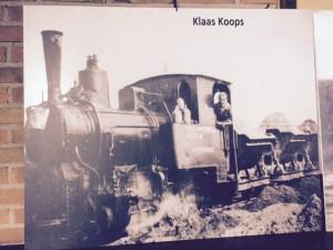 Klaas Koops oude foto - fot Hans Krol