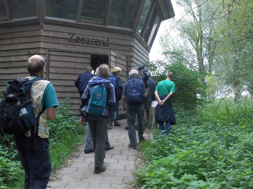 Excursie Oostvaardersplassen 2006- foto Greet Glotzbach