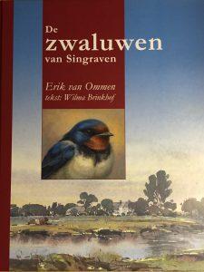 Boek: De zwaluwen van Singraven