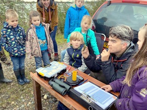 Junior Vogelwachters succesvol van start